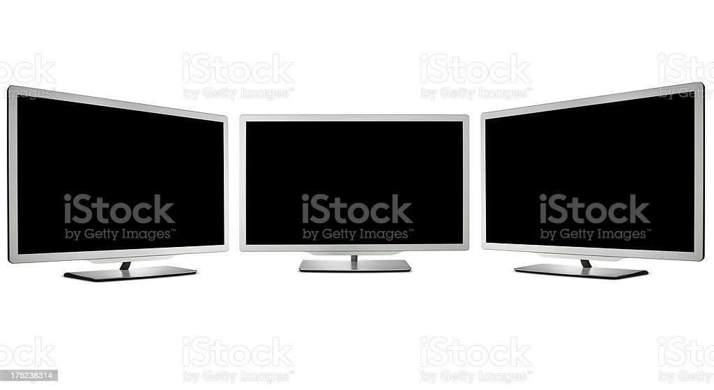 Television (Click for more) stock photo