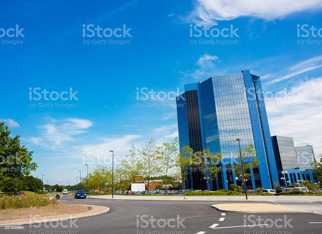 Telford stock photo