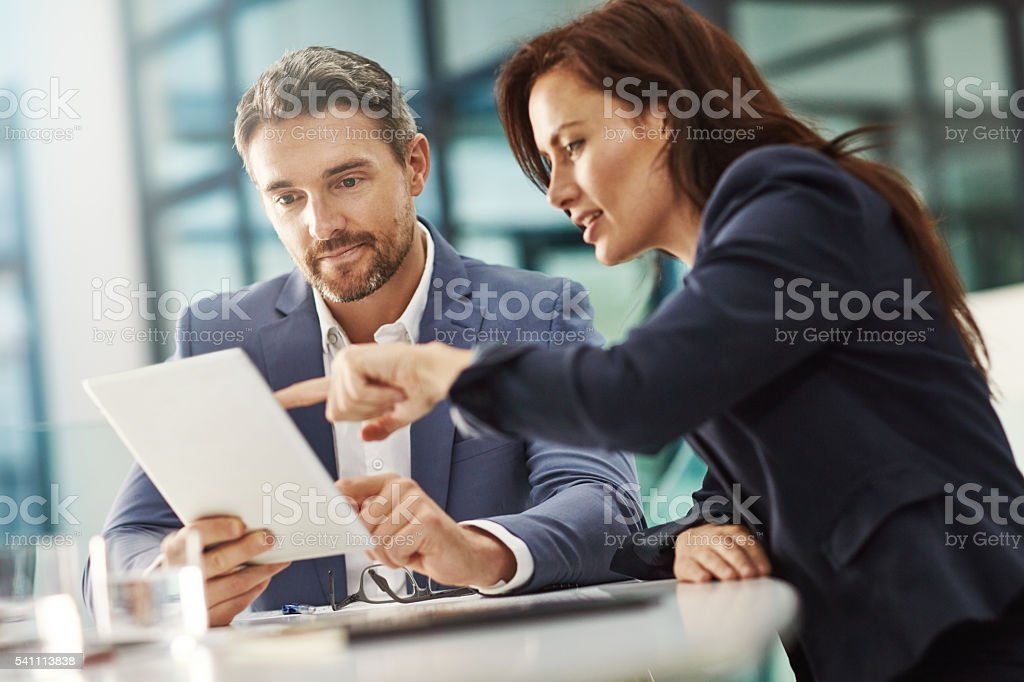Tell me more about this... stock photo