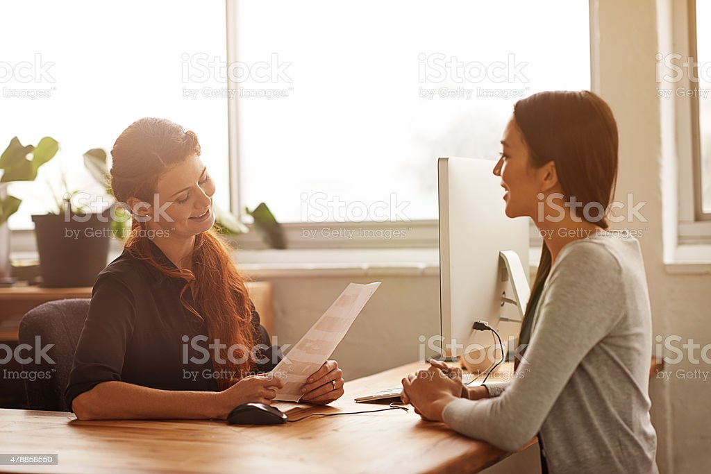 Tell me more about yourself... stock photo