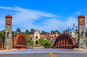 Temecula City Hall in the Wine Country, CA