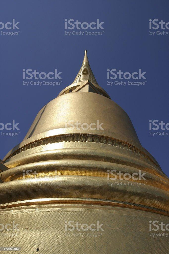 Tempel #1 royalty-free stock photo