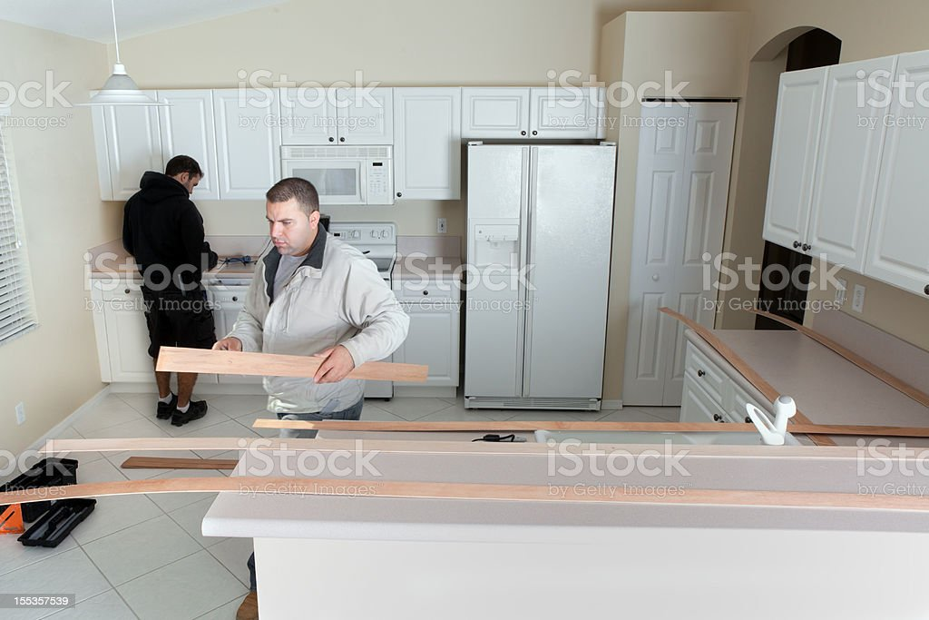 Template construction for Granite royalty-free stock photo
