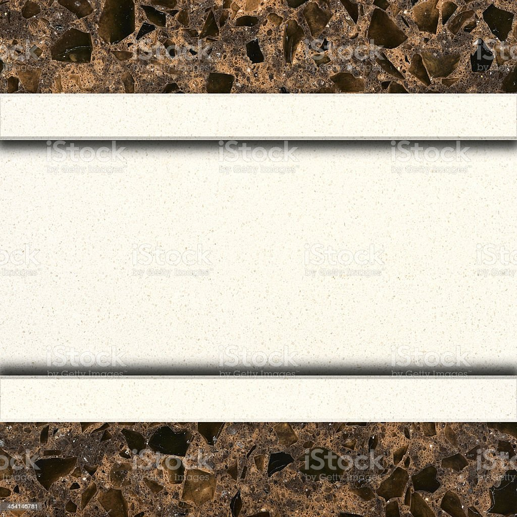 template of stone board royalty-free stock photo