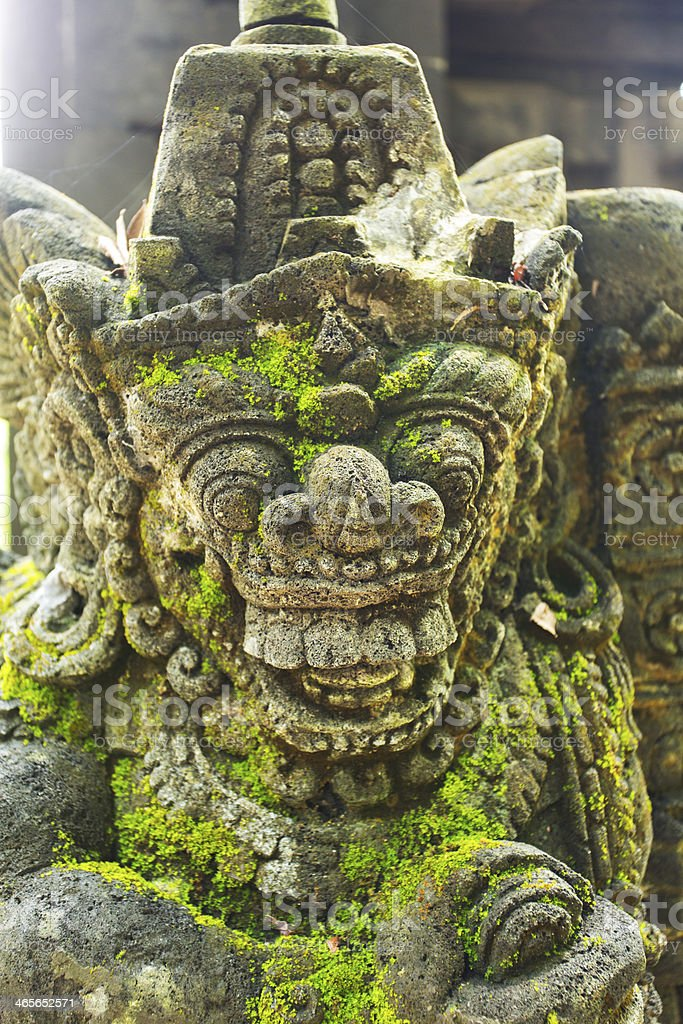 Temple Carving royalty-free stock photo
