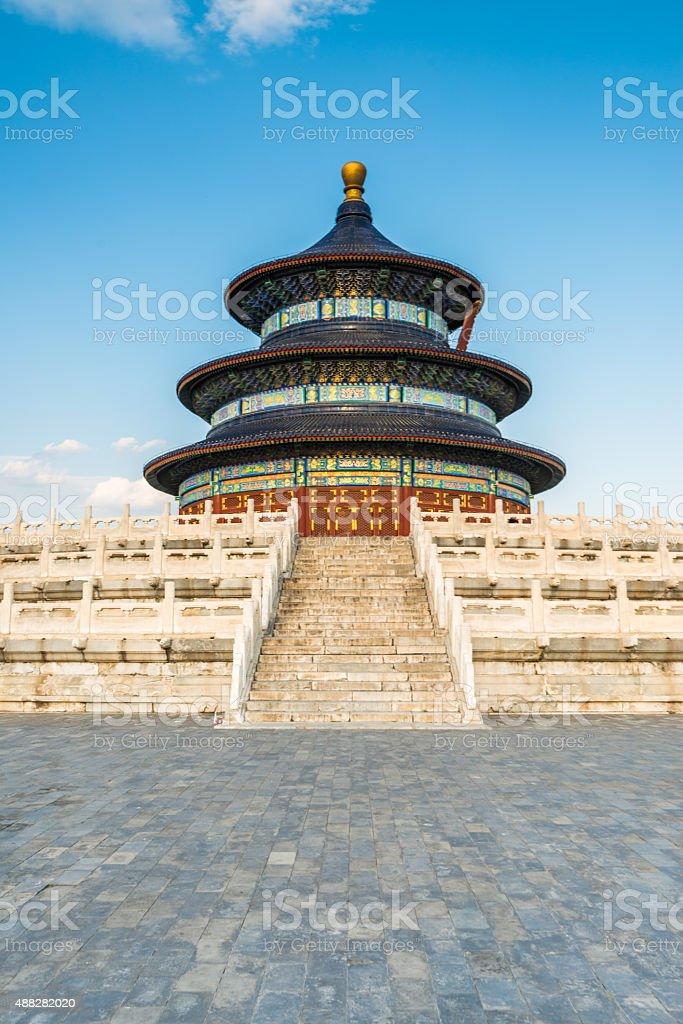 Temple of Heaven stock photo