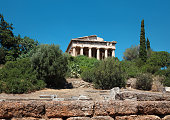 Temple of Hephaestus, Agora, Athens