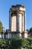 Temple of Vesta, Roman Forum, Rome, Italy