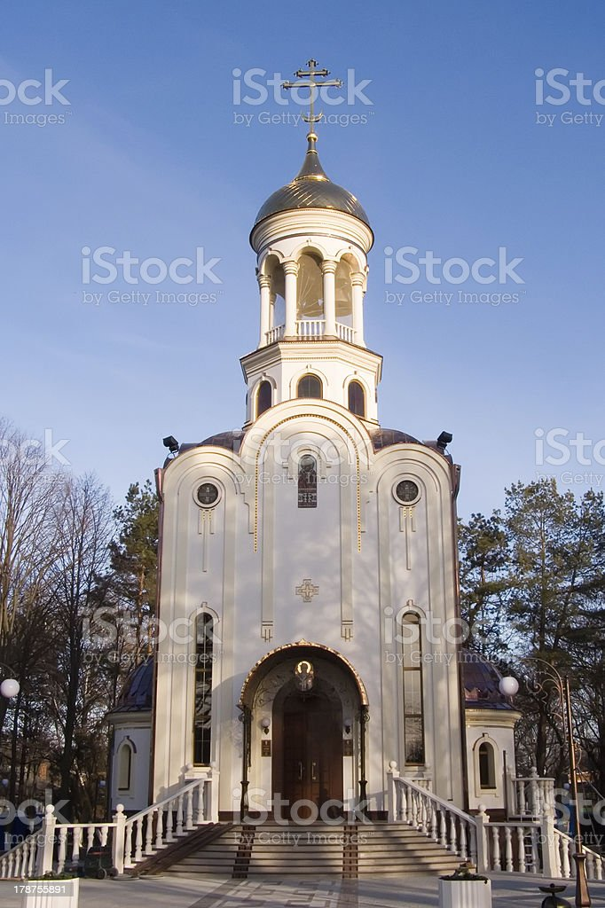 Temple. royalty-free stock photo