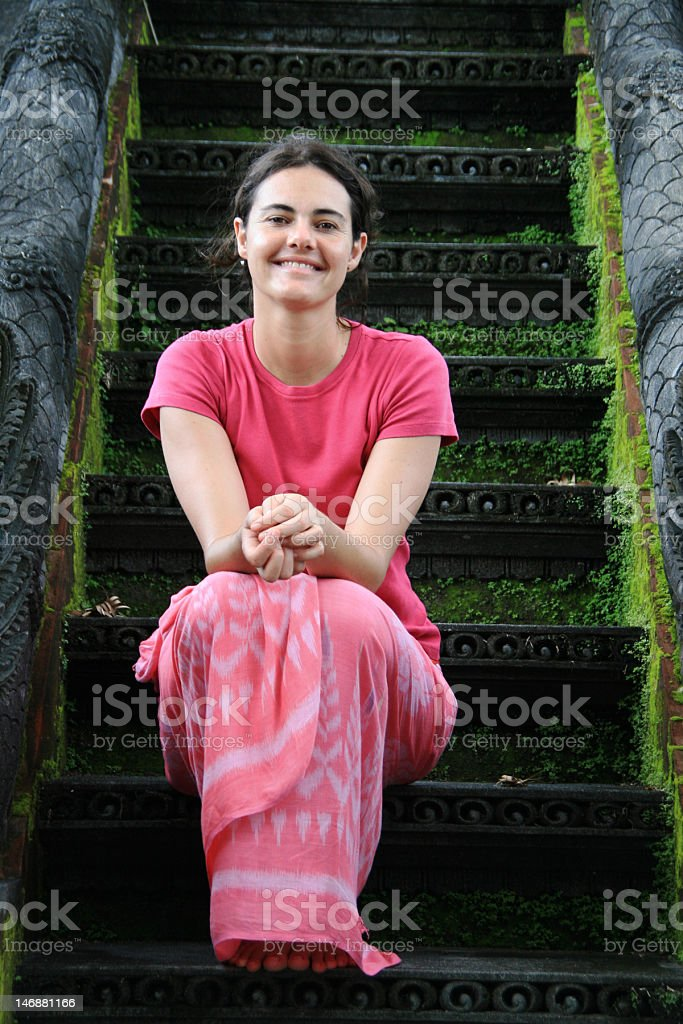 Temples of Indonesia royalty-free stock photo