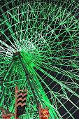 Tempozan Ferris Wheel. Osaka-Japan. 6496