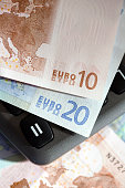 Ten and Twenty Euro Notes
