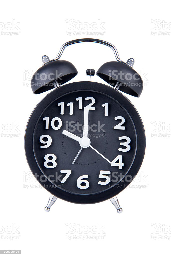 Ten O'clock stock photo