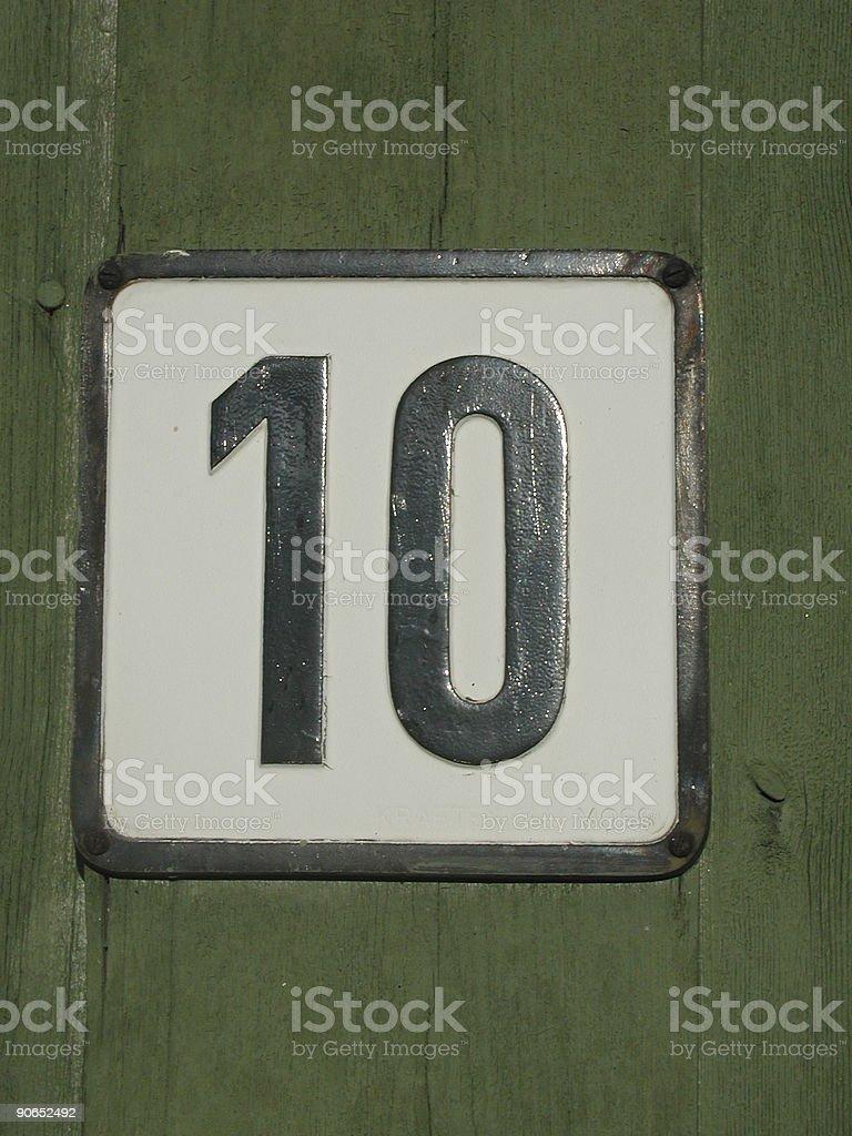 ten royalty-free stock photo