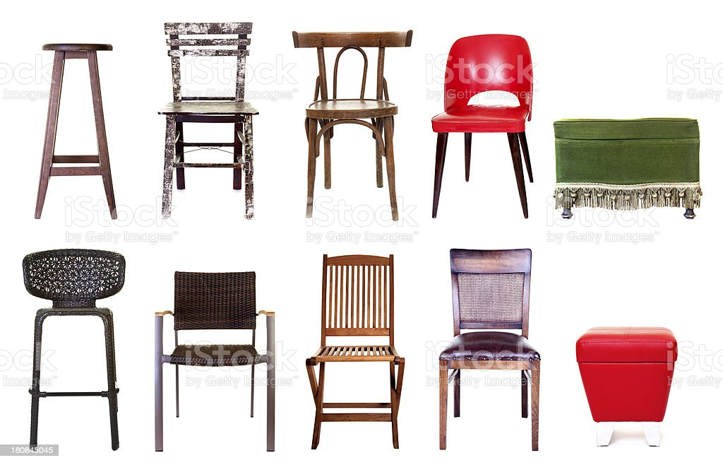 ten seat and front view royalty-free stock photo