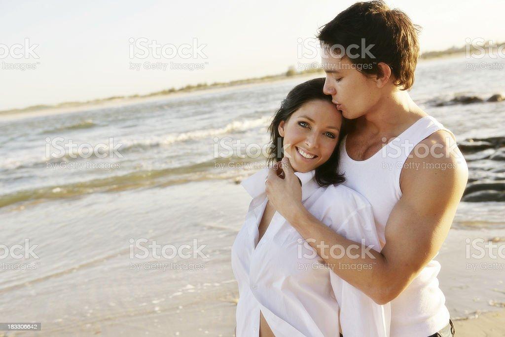 Tender Joy royalty-free stock photo