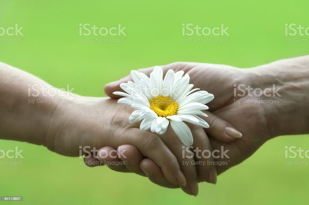 Tender love royalty-free stock photo