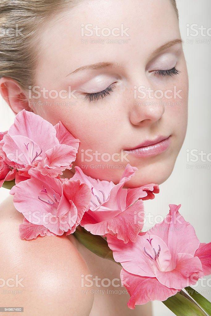 Tenderness stock photo