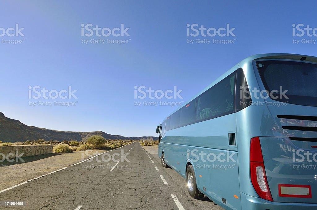 Tenerife Forest Crown Bus Tour royalty-free stock photo