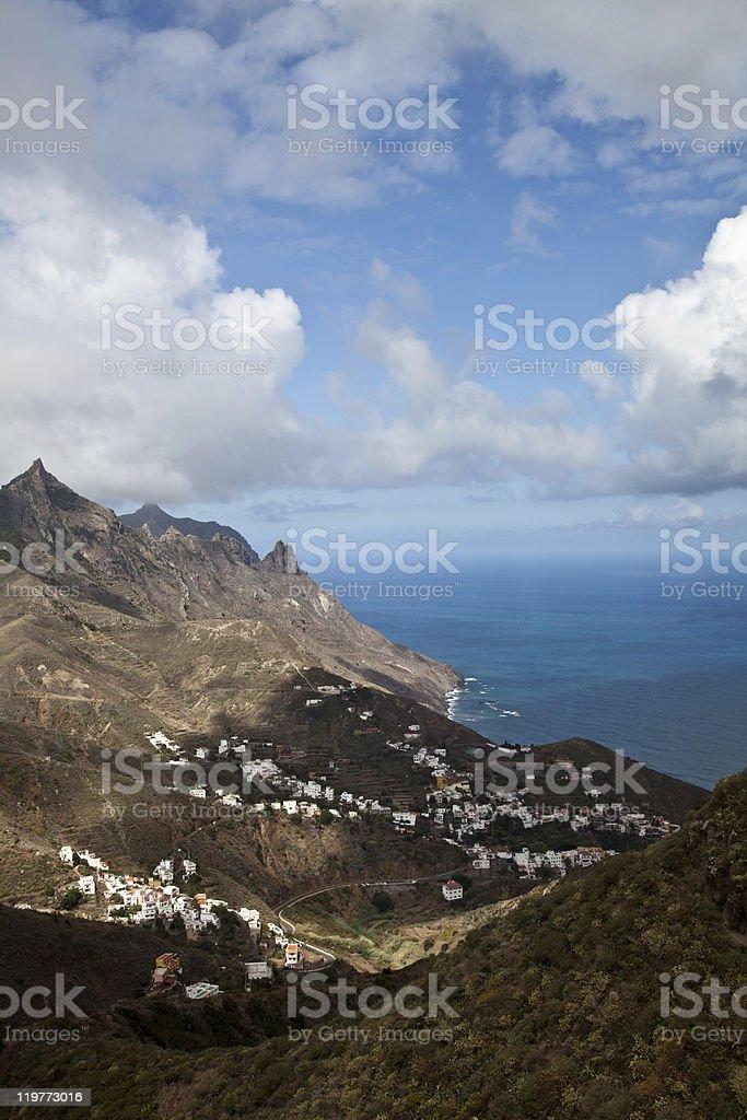 Tenerife foto de stock royalty-free