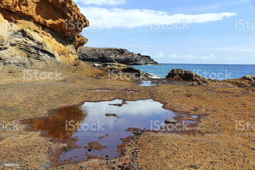 Tenerife royalty-free stock photo