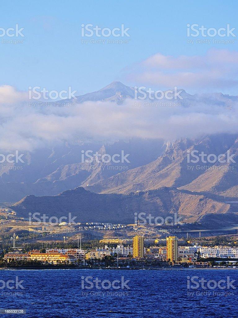 Tenerife royalty-free stock photo