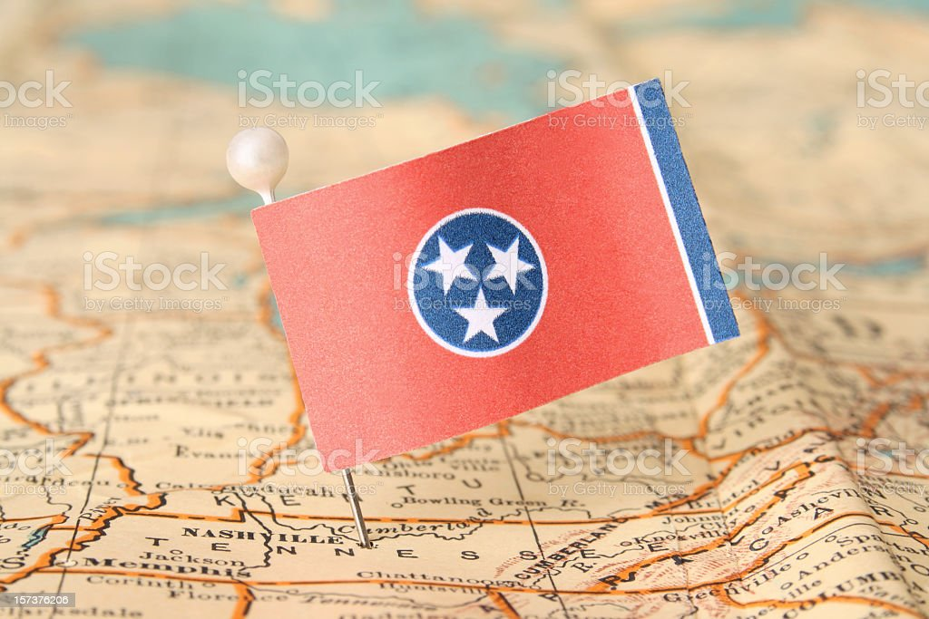 Tennessee royalty-free stock photo