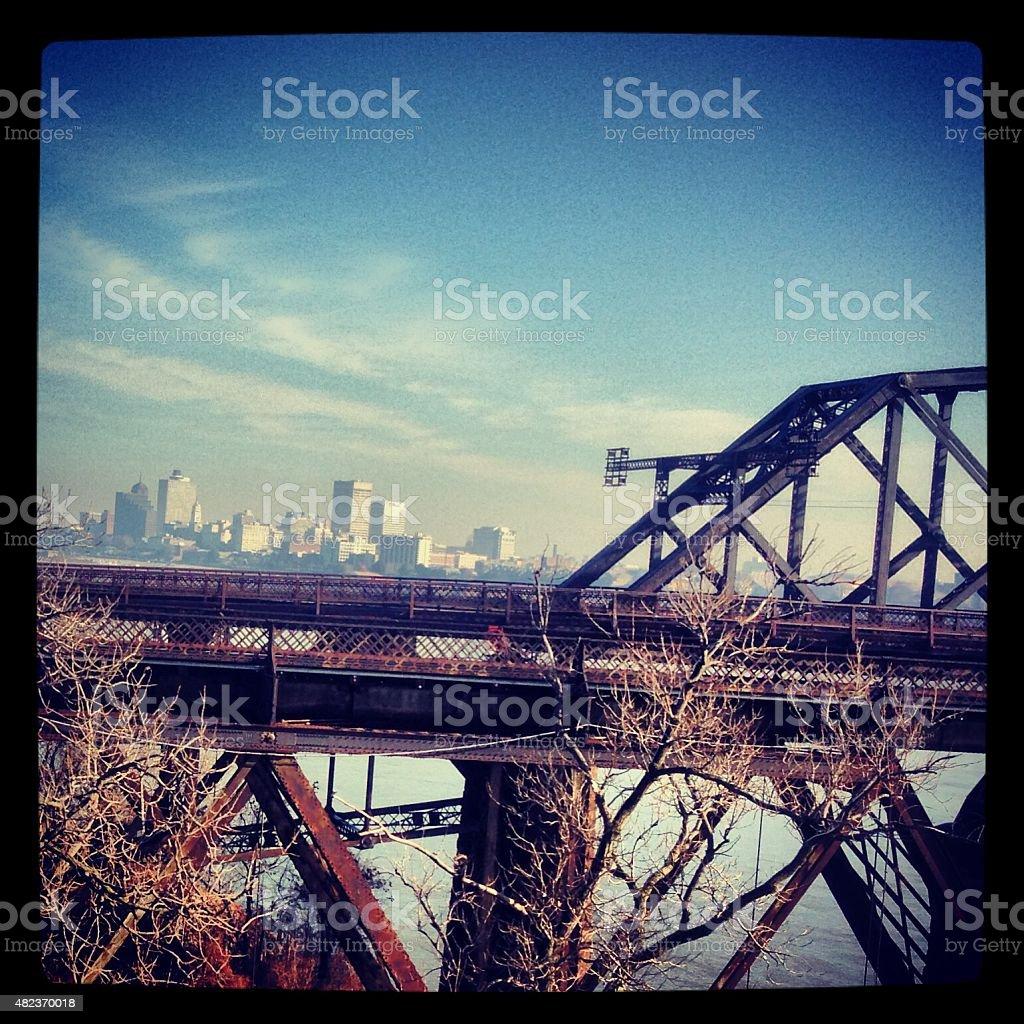 Le Tennessee photo libre de droits