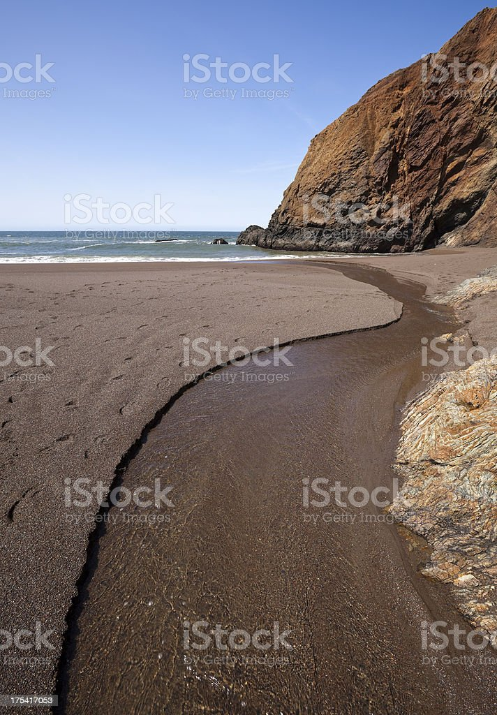 Tennessee Valley Beach royalty-free stock photo