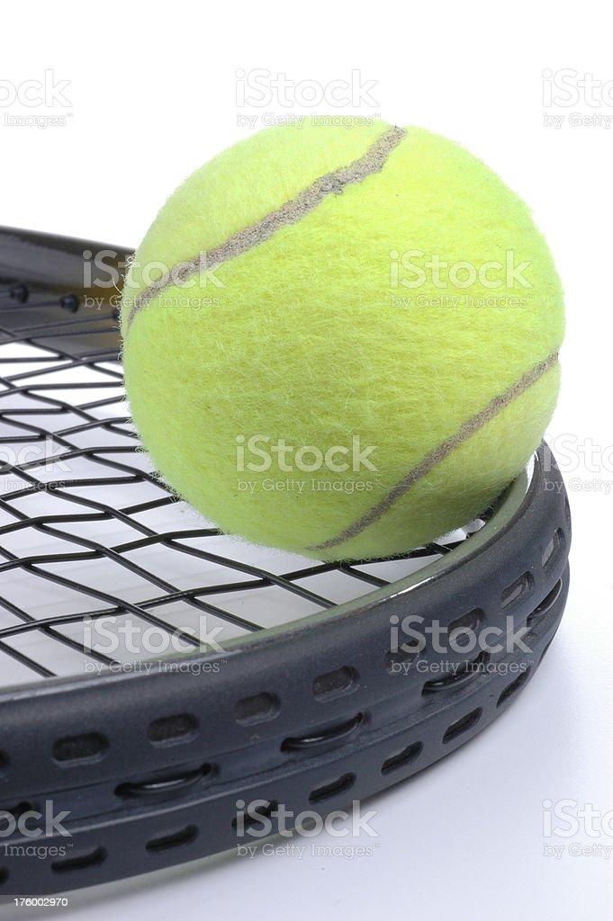 tennis 1 royalty-free stock photo