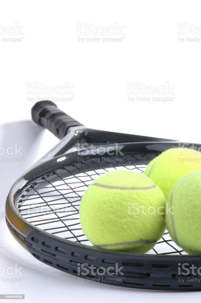 tennis 3 royalty-free stock photo