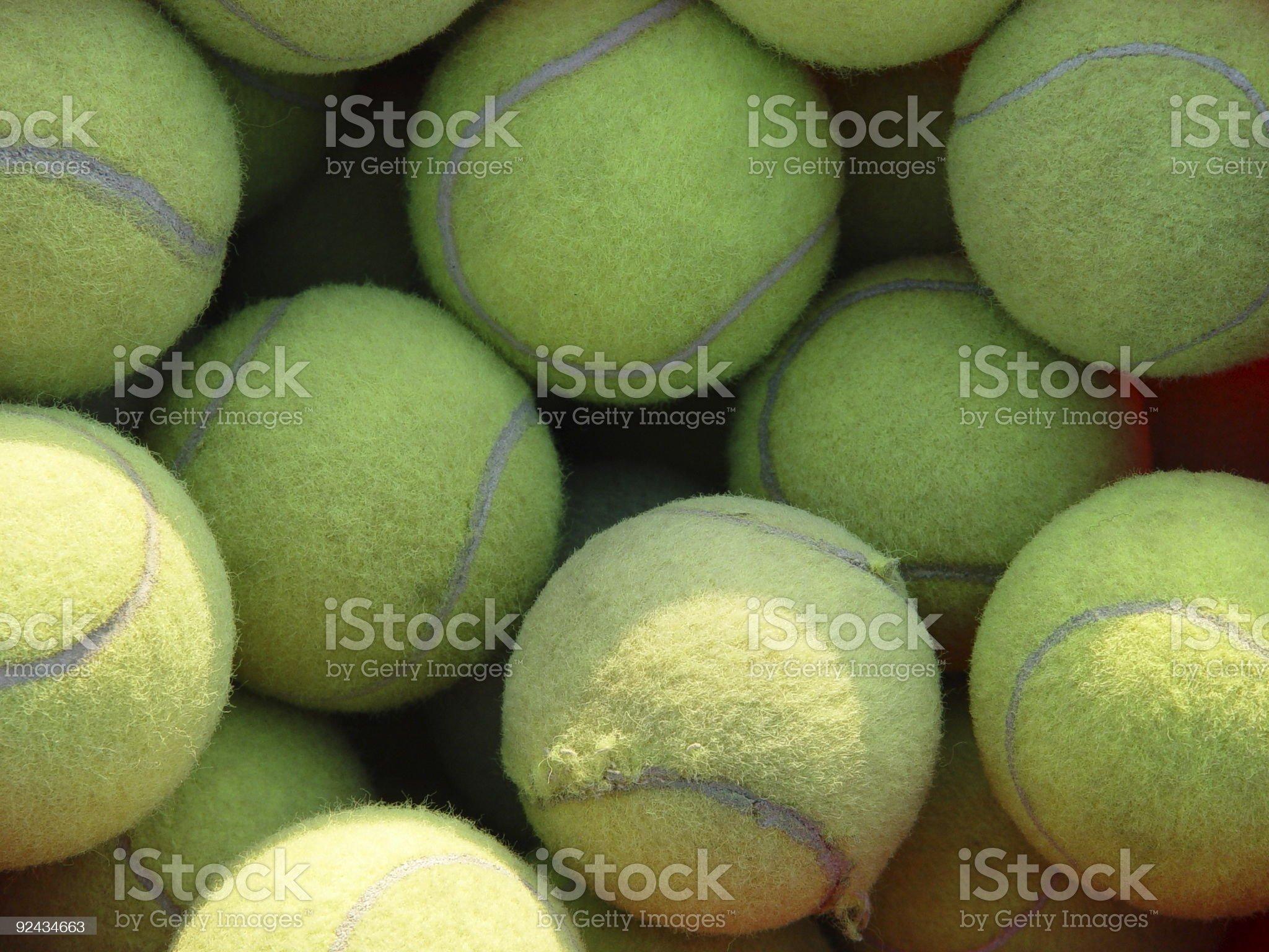 Tennis 5 royalty-free stock photo