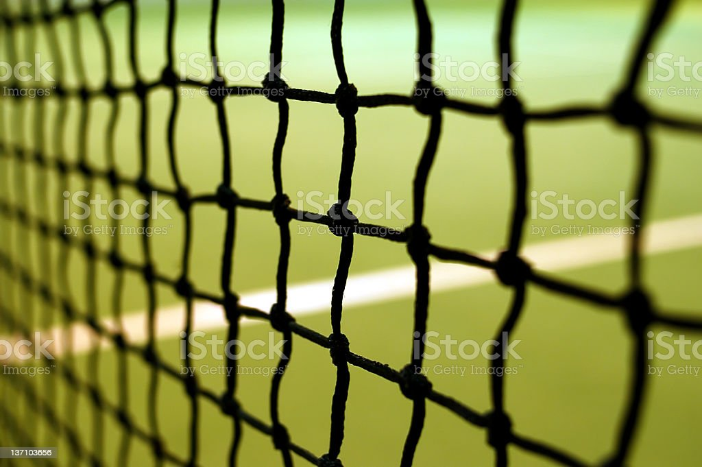 Tennis abstraction royalty-free stock photo