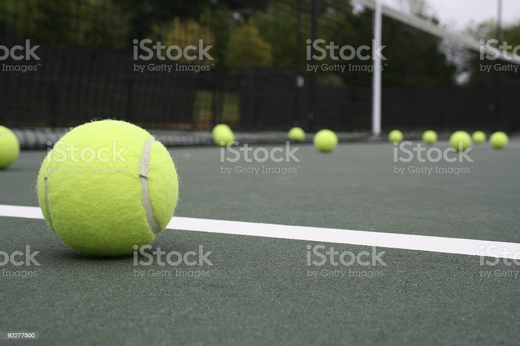 Tennis and Balls Beyond