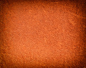 Tennis court background with red clay sand