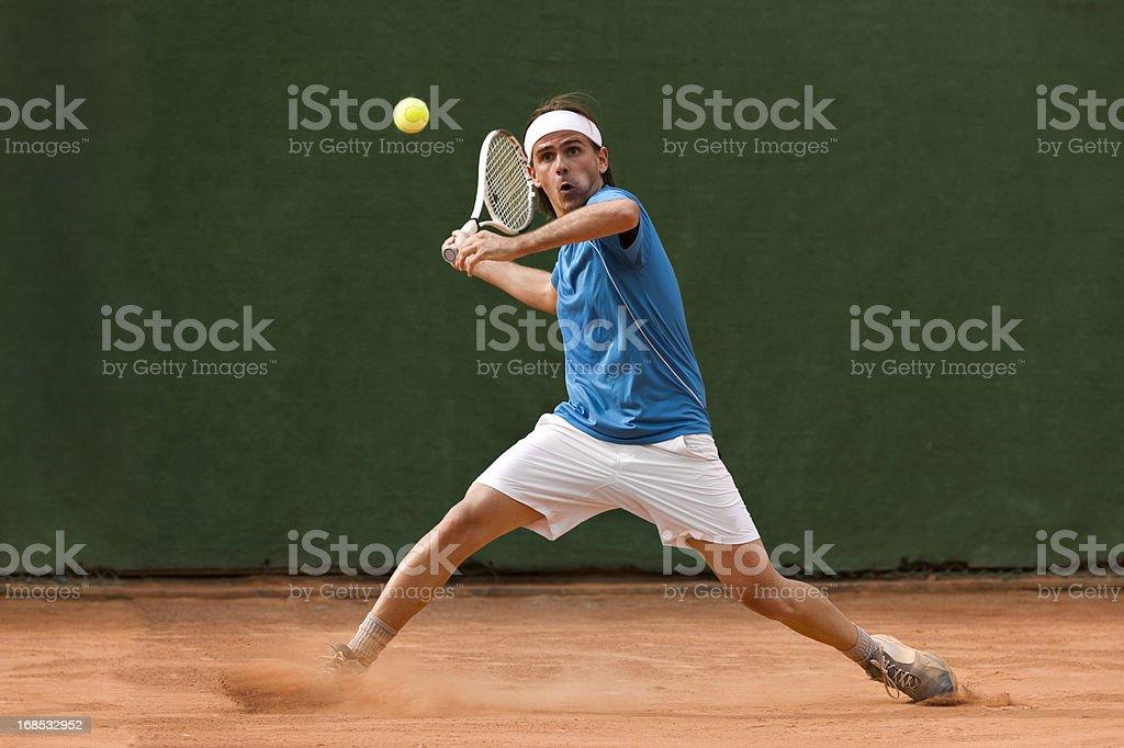 Tennis stock photo