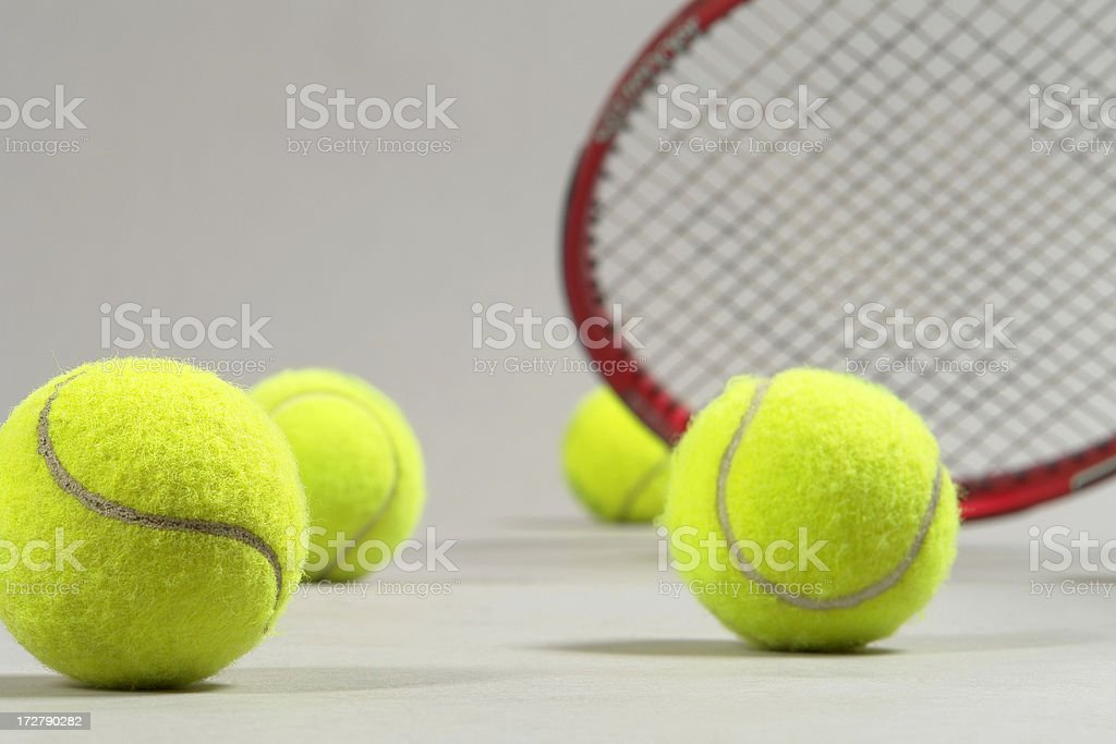 Tennis series royalty-free stock photo