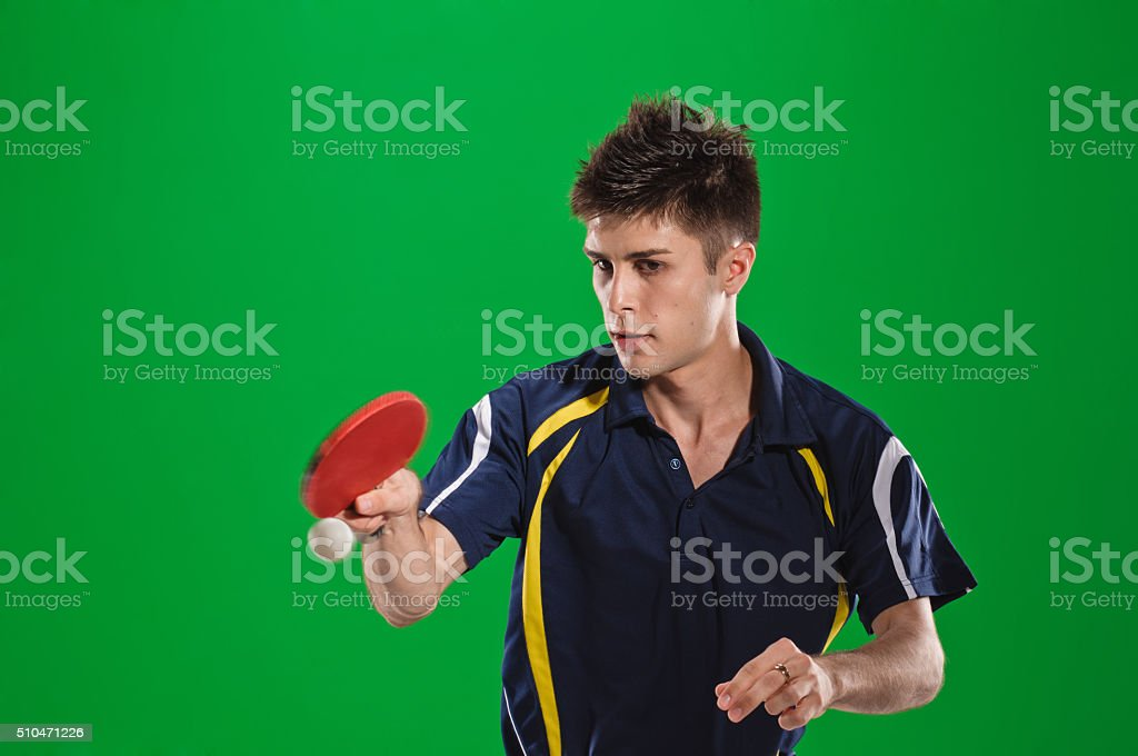 tennis-player stock photo