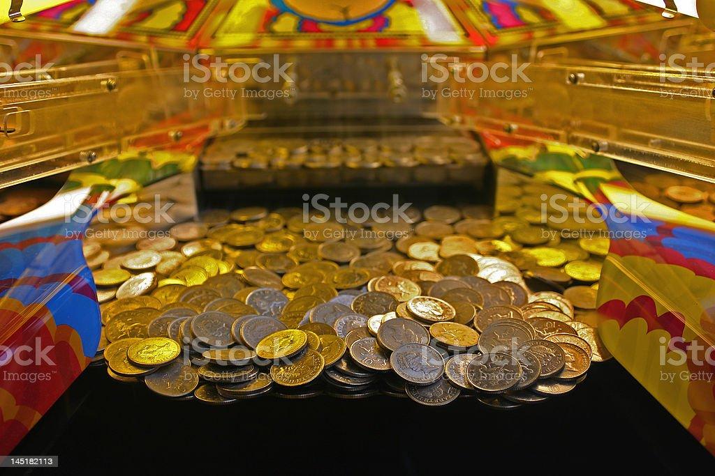 tenpenny falls royalty-free stock photo