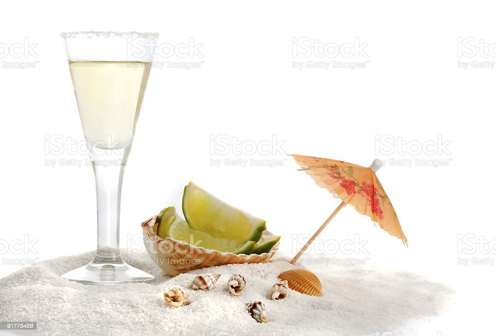 Tequila Summer royalty-free stock photo