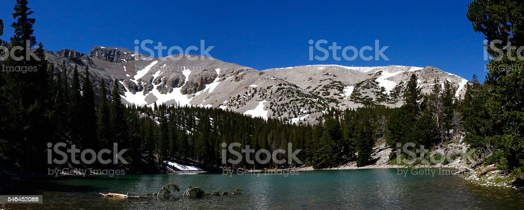 Teresa Lake stock photo