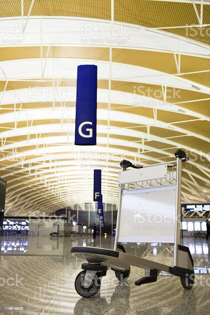 Terminal royalty-free stock photo