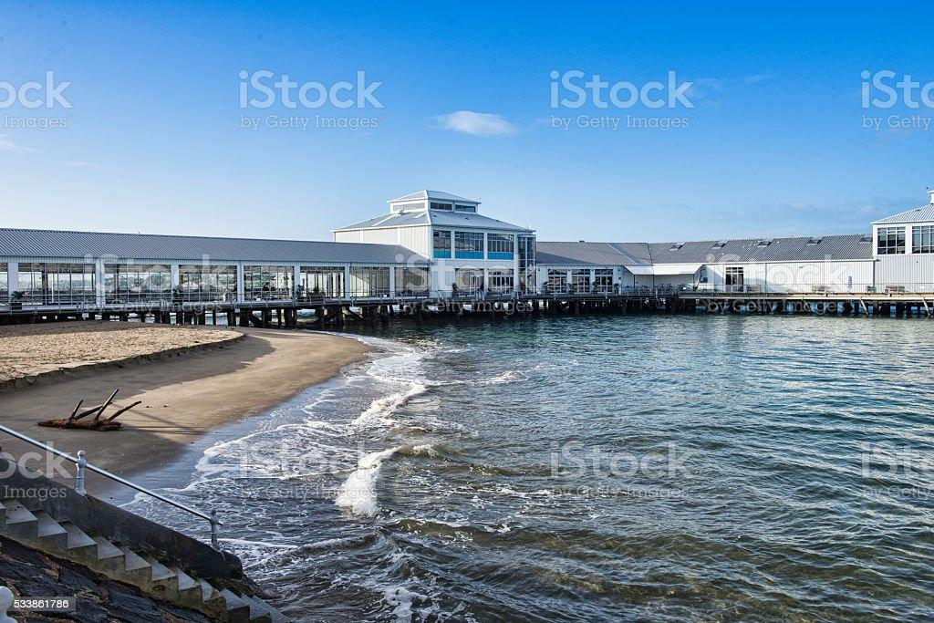 Terminal stock photo