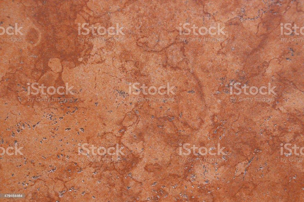 terra cotta tile stock photo