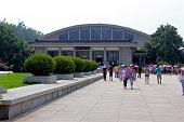 Terra Cotta Warrior Museum in Xian