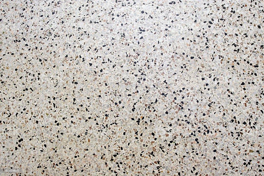 Terrazzo Floor royalty-free stock photo