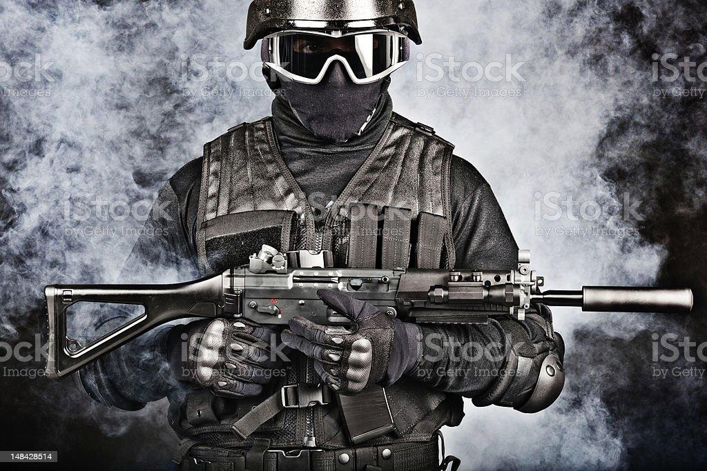 Terrorism royalty-free stock photo