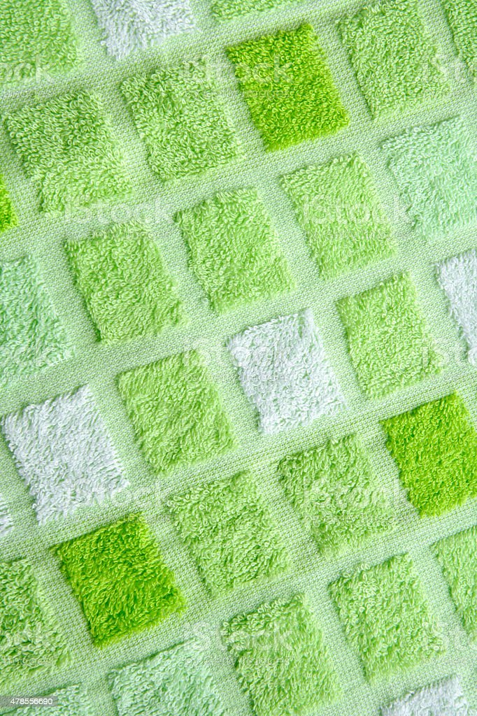 Terry Towel Texture stock photo