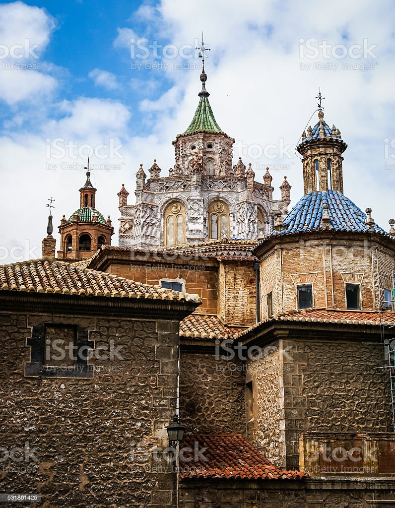 Teruel, Aragon, Spain stock photo