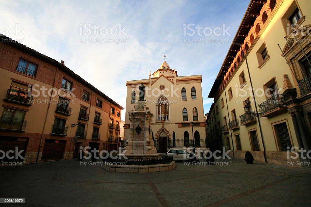 Teruel stock photo